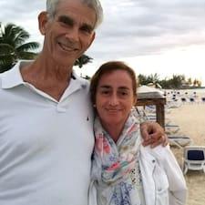 Mary Luz And  David Brugerprofil