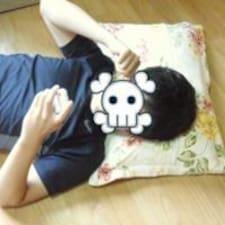자은 felhasználói profilja