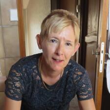Maryline felhasználói profilja