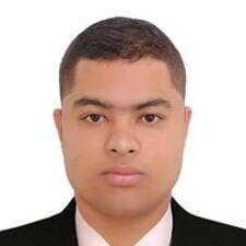 Eduar Jainiber felhasználói profilja
