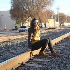Profilo utente di Jessica Fernanda