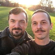 Anthony & Jeroen User Profile
