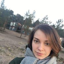 Ирина的用戶個人資料