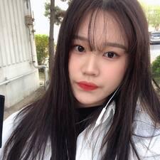 Perfil do usuário de 이