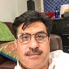 Atiq - Uživatelský profil