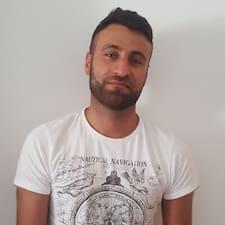 Yusuf felhasználói profilja
