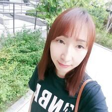 Perfil do utilizador de 서아
