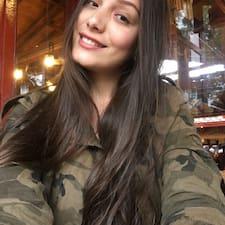 Maria Isabel - Uživatelský profil