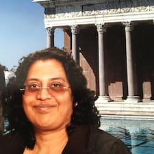 Gebruikersprofiel Aparna