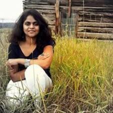 Deepika - Uživatelský profil