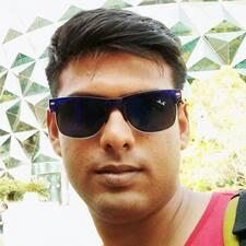 Henkilön Arijit käyttäjäprofiili