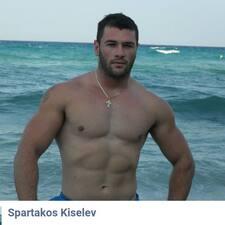 Profil utilisateur de Spartakos