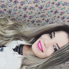 Профиль пользователя Maria Júlia