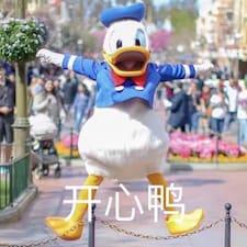 雨琦 felhasználói profilja