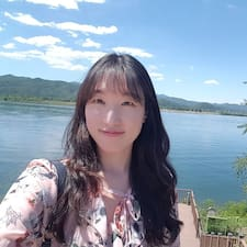 Perfil do utilizador de Heesook
