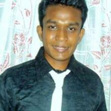 Roshen felhasználói profilja