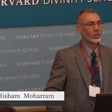 Hisham felhasználói profilja