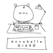 Gebruikersprofiel Annabelle