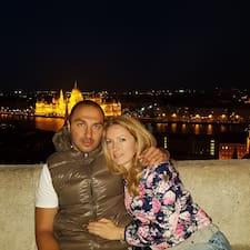 Milena And Mosko User Profile