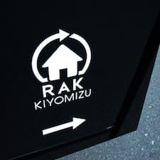 Rak Kiyomizuさんのプロフィール