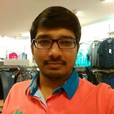Profil utilisateur de Sainath