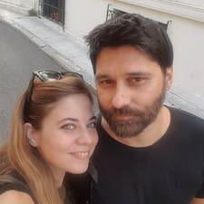 Orestis&Vanessa Brukerprofil