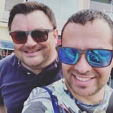 Perfil do utilizador de Jose & David