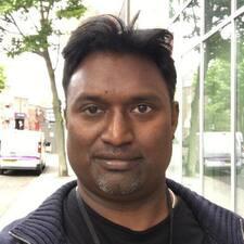 Perfil do utilizador de Ravikiran