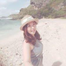 Perfil de usuario de Yejin