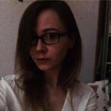 Profil utilisateur de Marysia
