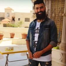 Ahmad felhasználói profilja