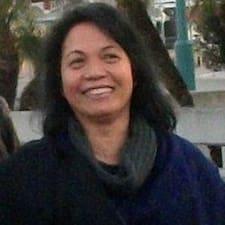 Mariese felhasználói profilja