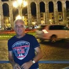 Jose Luis felhasználói profilja