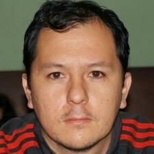 Perfil de usuario de Andrés