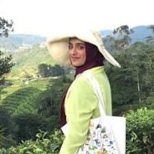 Profilo utente di Zahra