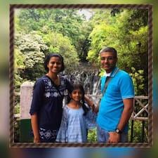 Chandrasekar felhasználói profilja