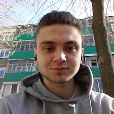 Perfil do utilizador de Кирилл