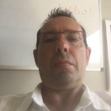 Profil Pengguna Ludovic
