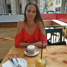 Krisztina felhasználói profilja