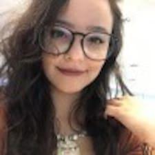 Användarprofil för Gabriela Lopes