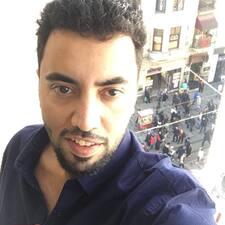 Saleh Brukerprofil