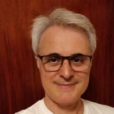 Profil Pengguna Antonio Carlos