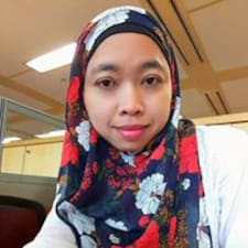 Profil utilisateur de Habibah