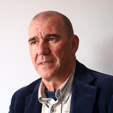 Branko felhasználói profilja