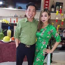 Profil utilisateur de Chinh