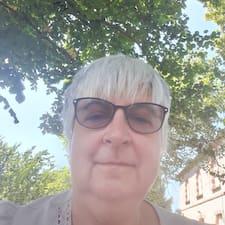 Martine felhasználói profilja