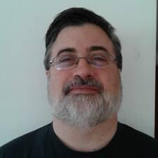 Sebastián felhasználói profilja