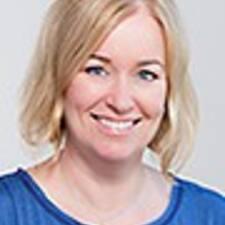 Henkilön Ingrid käyttäjäprofiili