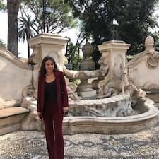 Profil Pengguna Cinzia