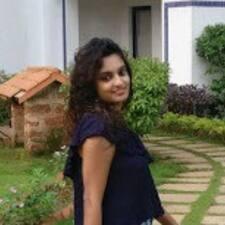 Profil Pengguna Swetha
